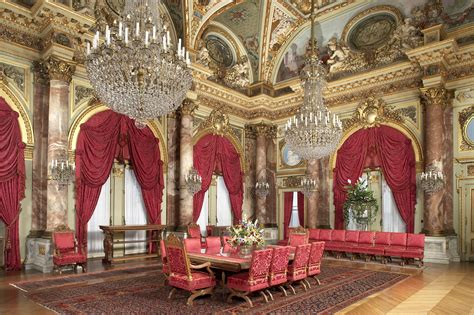 The Breakers Dining Room gilded age pride in excess squared away