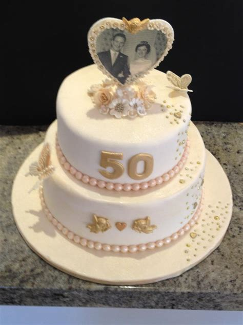 Decorations For Welcome Home Baby by 50th Wedding Anniversary Cake Cake Decorating Community