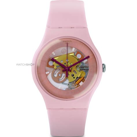 Jam Tangan Swatch New Gent swatch new gent shades of suop107