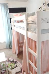 toddler bunk beds ikea a mydal bunk bed upgrade ikea hackers ikea hackers