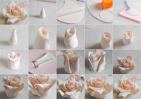 How To Make Sugar Roses For Cake Decorating by Sugar Paste Tutorial Cake Design