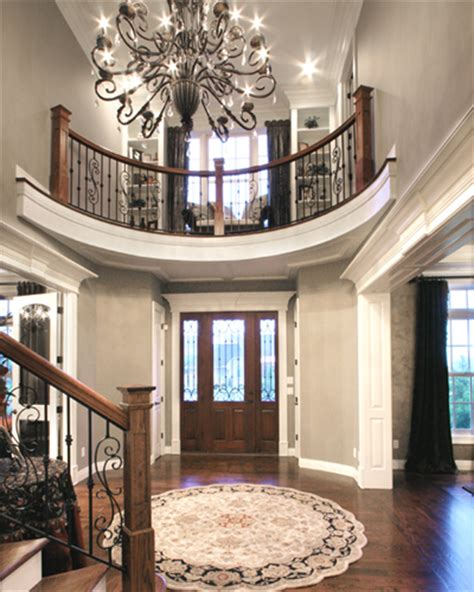 what is a foyer foyer photos of custom house plans by studer residential