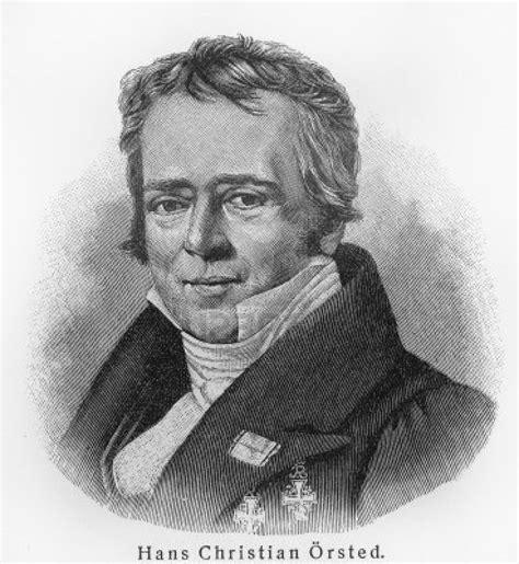 biografia de hans christian oersted biografia de clausius maxwell y boltzmann wroc awski