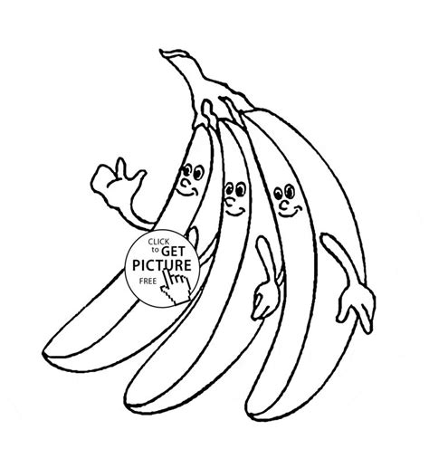 coloring pages fruits preschool 17 best ideas about fruit coloring pages on pinterest