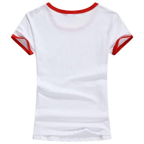 Kaos Polos Katun Wanita O Neck Size M 86101t Shirt Blue kaos polos katun wanita lengan pendek o neck size m