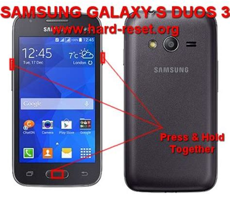 reset hard samsung galaxy s electronics tricks and tips samsung galaxy s duos 3 sm
