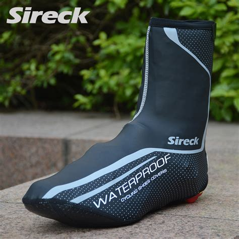 bike shoe covers for winter aliexpress buy sireck cycling shoe cover waterproof