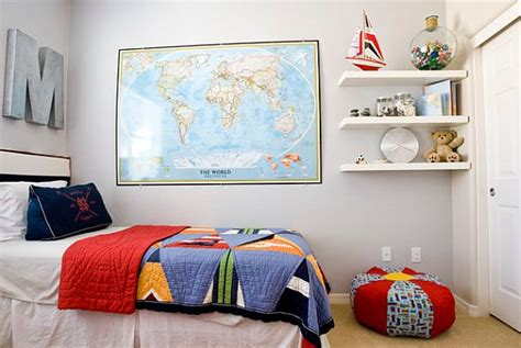 maps for rooms how to use maps in home decor