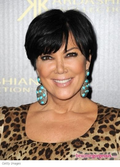 how to style hair like kris jenner pictures kris jenner hairstyles kris jenner short cap