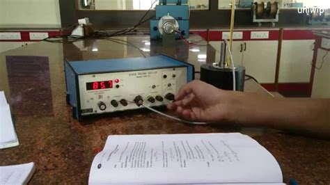 resistors experiment resistivity determination using four probe method material science experiment 6 1a