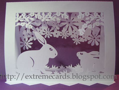 free silhouette cameo christmas cards cut file easter pop up card cutting files cut with cameo from