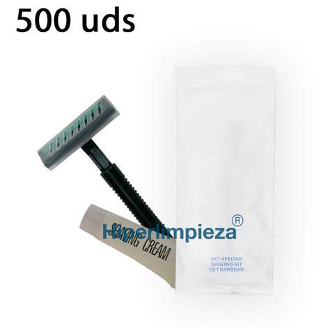 Ver Helena Set 500 set afeitar tubo crema amenities helena