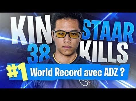 nouveau record de kill  kills sur fortnite doovi