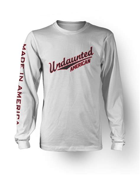 ls made in usa undaunted american ls made in america wear what matters