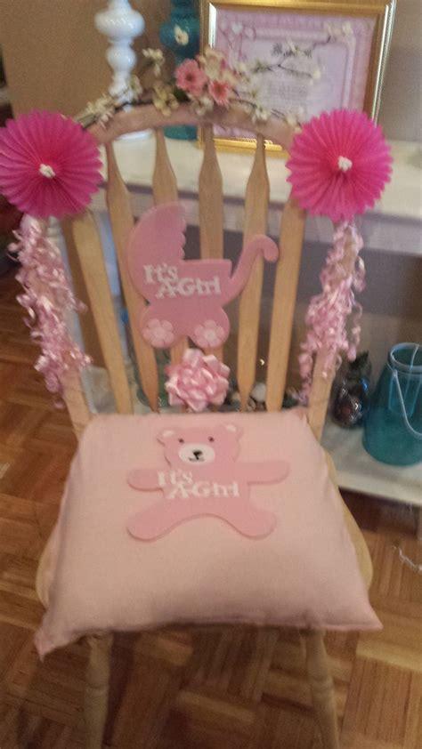 baby shower chair baby shower