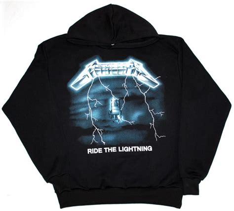 Hoodie Megadeth Xxxv Cloth 1 metallica ride the lightning 84 megadeth heavy metal
