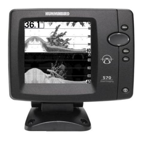 boat battery finder humminbird 570 portable boat fishfinder w battery 407530 1
