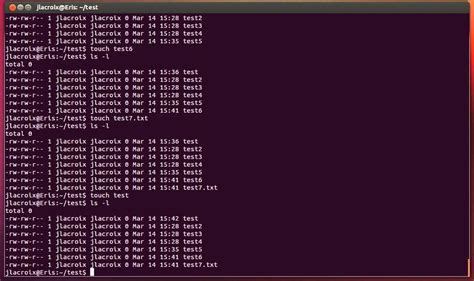 tutorial linux commands linux commands for beginners 04 a touching tutorial
