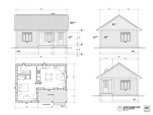 1 Room Cabin Plans One Room House Layout The Maison Scoudouc House Plan C Is Designed As A Small 624 Sq Ft