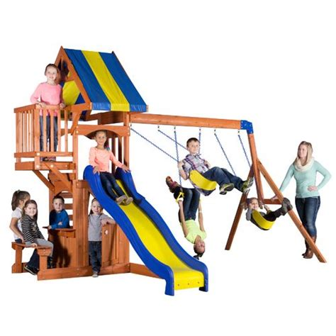 swing academy reviews for backyard discovery playsets 2017 2018 best