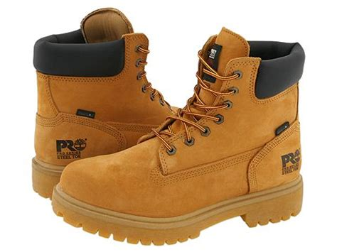 second hand timberland boat shoes timberland pro direct attach 6 quot steel toe at zappos