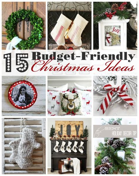 15 budget friendly diy christmas ideas confessions of a