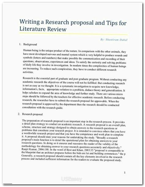How To Write A Speech Title In An Essay by Best 25 Literature Review Sle Ideas On Business Templates Business Plan Sle