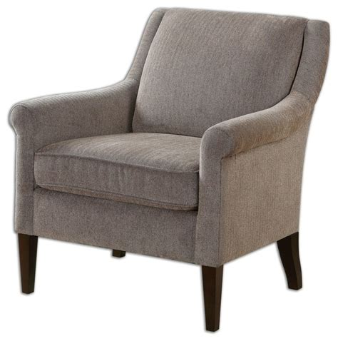 Armchairs Accent Chairs Shop Houzz Uttermost Uttermost Nelle Herringbone
