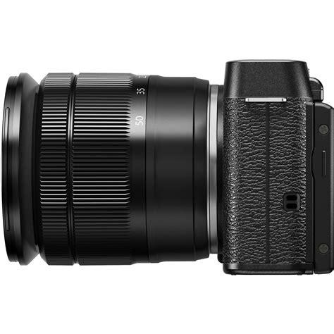 Fujifilm Finepix X M1 Kit fujifilm x m1 black xc 16 50 f3 5 5 6 ois crni kit fuji finepix kit fujinon