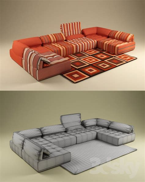 Voyage Immobile Sofa by 3d Models Sofa Voyage Immobile Canape