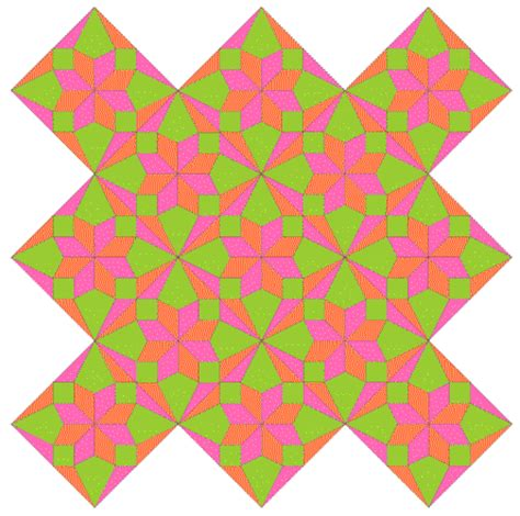 imaginesque quilt block 5 pattern and templates
