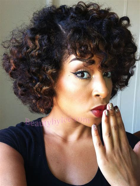 Bantu Knot Out Hairstyles by Heat Stretched Bantu Knot Out Hair Styles