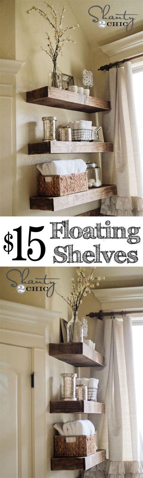 cheap bathroom shelves 17 best images about diy rustic decorations on pinterest