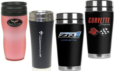 corvette travel mug corvette travel mugs corvette gifts