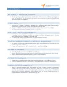 Recruitment Contract Template by Recruitment
