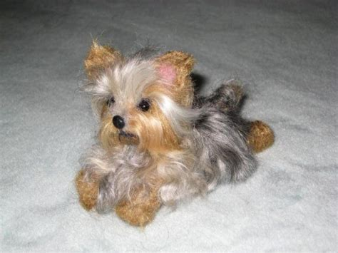 needle felted yorkie 219 best images about yorkies prints n stuff on terrier pet