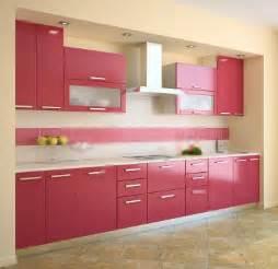 Unfinished Kitchen Furniture pink kitchen cabinet designs 2016