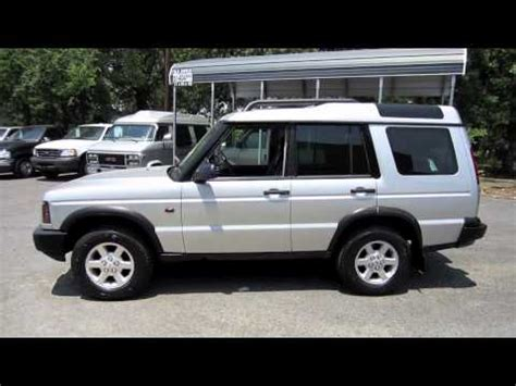 how do cars engines work 2004 land rover discovery parental controls short takes 2004 land rover discovery start up engine full tour youtube