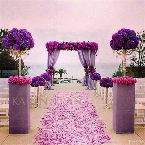make your special day awesome with these amazing wedding decorations purple weddings wedding