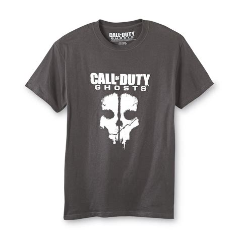 T Shirt Call Of Duty Best 01 activision s graphic t shirt call of duty ghosts