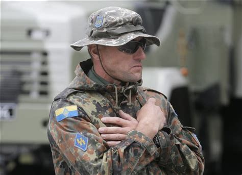 ukrainian national guard soldier wearing ss insignia