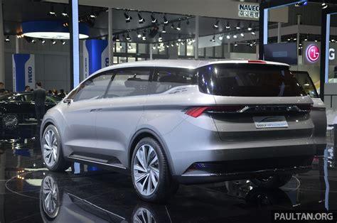 mpv car 2017 galeri geely mpv concept di auto shanghai 2017