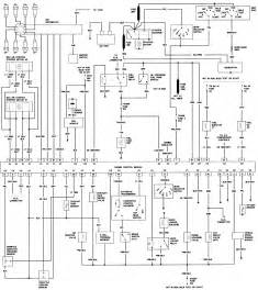 93 gmc s15 fuse diagram wiring diagram and fuse box