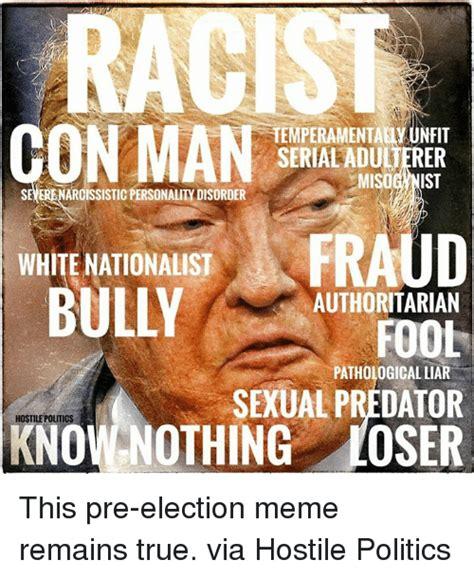 Sexual Predator Meme - 25 best memes about election memes election memes