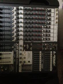 Powered Mixing Desks For Sale by Peavey Powered Mixing Desk Xr886 For Sale In Knocknacarra