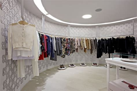 design clothes warehouse hi lo store design by architect david guerra