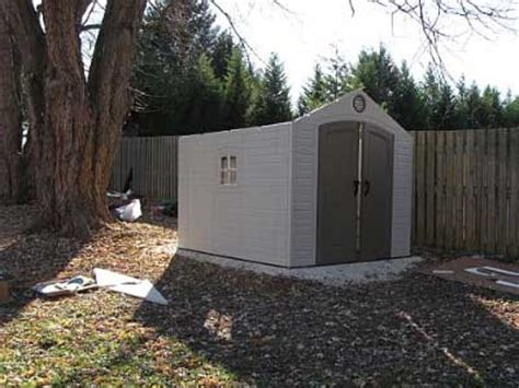 Lifetime Shed Installation by Photo Gallery Of Storage Sheds