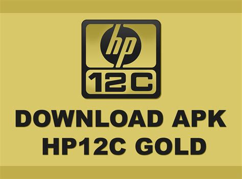 apk gold um mais calculadora hp12c gold apk