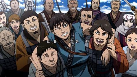 kingdom anime kingdom season 1 and season 2 anime review no