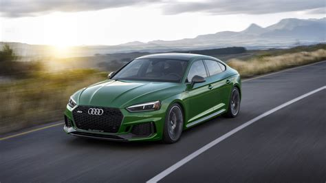 Audi Rs5 Top Speed by 2019 Audi Rs5 Sportback Pictures Photos Wallpapers And